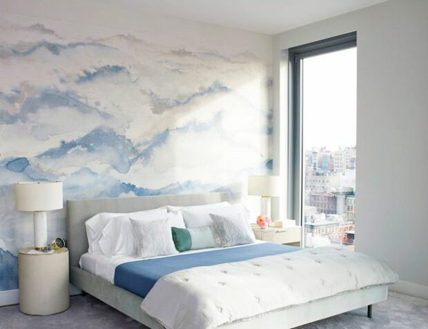 3 Simple Practices of Decorating Your Home With Wallpaper - wallpaper, wall decor, wall, modern, home decor, decor