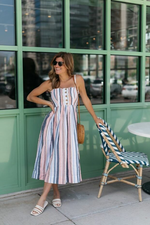 15 Preppy Everyday Summer Outfit Ideas