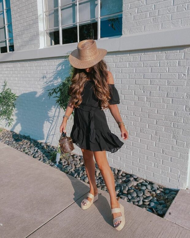 How to Wear Black in the Summer (Part 2)