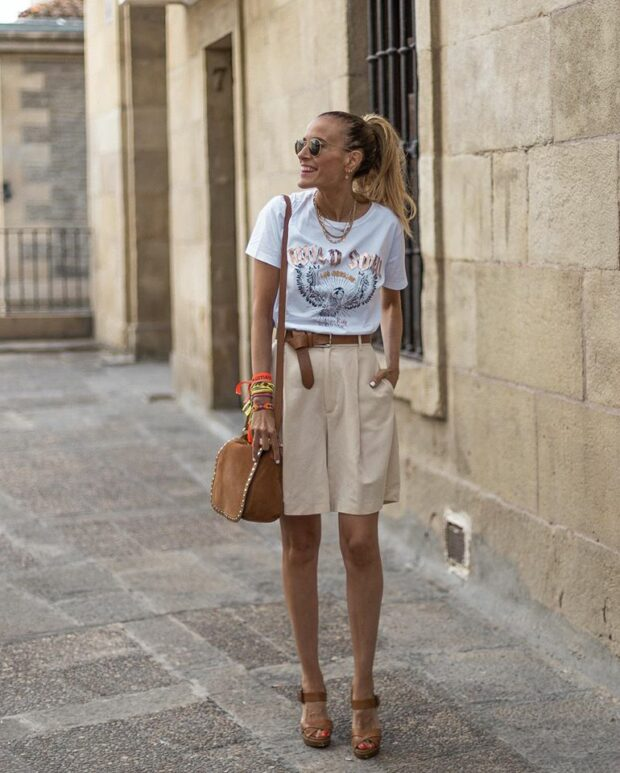 15 Summer Street Style Outfit Ideas
