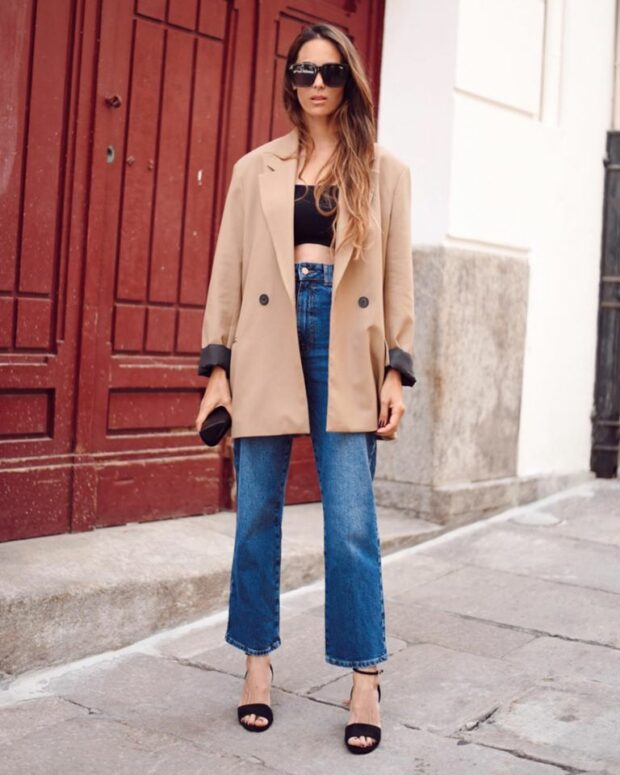 14 Best Transitional Outfit Ideas to Take You From Summer to Fall (Part 2) - transitional, summer to fall outfit ideas, summer to fall