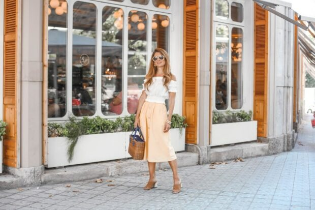 15 Cute Work Appropriate Summer Outfits (Part 1)