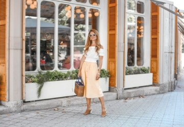 15 Summer Street Style Outfits You'll Definitely Want to Copy - Summer Street Style Outfits, summer outfit ideas, Street Style Outfits