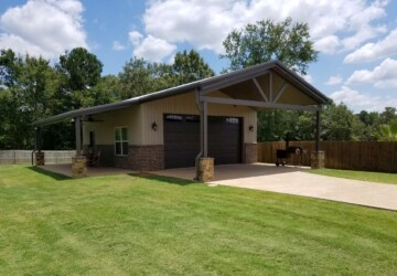 5 Reasons Why Residential Steel Buildings Are Booming - steel, house, home