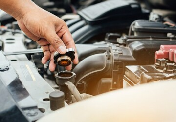 Step-By-Step Guide To Flushing A Car Radiator - water, radiator, car