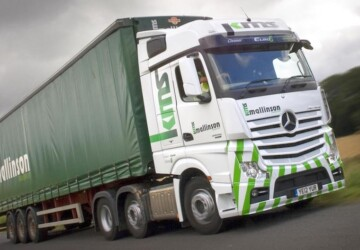 10 Ways You Can Get New Clients For Your Trucking Business In The UK - truck, bussiness