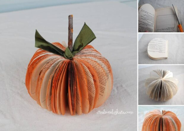 Beautiful DIY Paper Decoration Ideas For Fall
