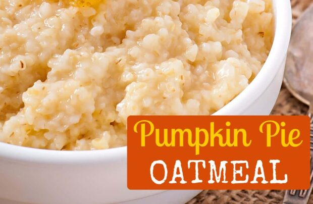 Oatmeal Recipes That Are Perfect For Autumn
