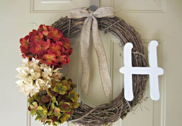 Fall Wreaths You Can DIY - Fall Wreaths, DIY Fall Wreaths