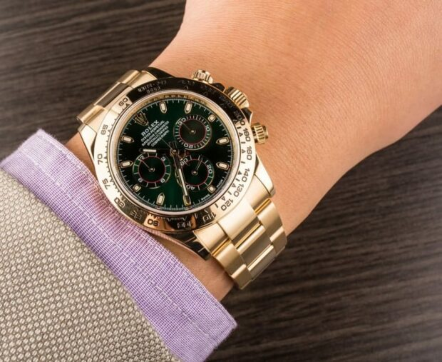 What Forms The Image Of Rolex As A Symbol Of Luxury And Good Investment