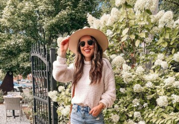 15 Stylish Outfits That Are Perfect For Early Fall - summer to fall outfit ideas, September Fashion Inspiration, October Outfit Ideas, Early Fall outfit ideas, Early Fall