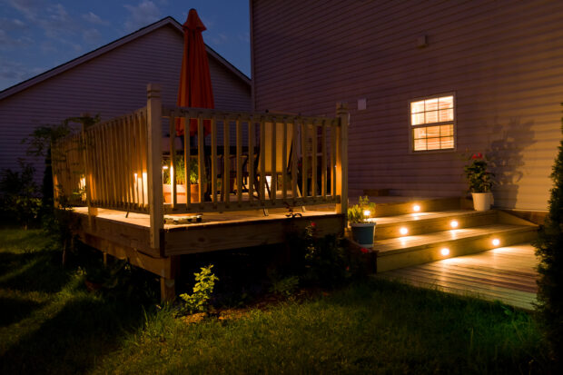 How To Use Landscape Lighting As Part Of Your Outdoor Aesthetic