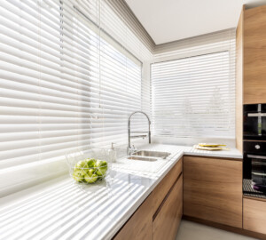 6 Reasons Why You Should Use Blinds For Your Kitchen Windows - windows, privacy, kitchen, hangouts, functional, blinds, appeal, ambience, aesthetic