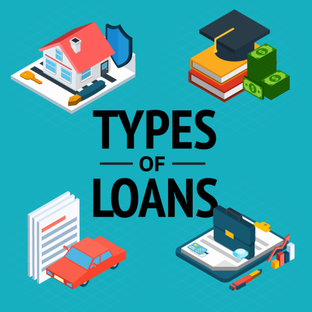 What Are the Types of Loans? The Beginners Guide to Different Loans - payday loan, money, loan, credit score