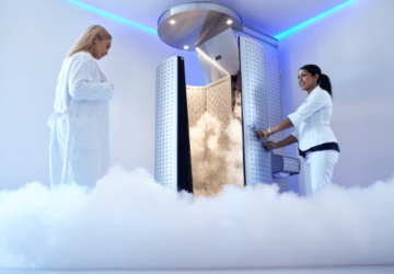 Cryotherapy, The Use Of Cold To Heal - treatment, medicinal purpose, machine, injuries, full body, endorphins, crytherapy, cryosauna