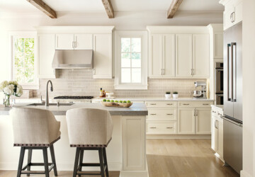 Which Cabinet Door Style Should You Pick For Your Kitchen? - style, shaker, raised panel, mission, kitchen, home decor, cabinet, beadboard, arched cathedral