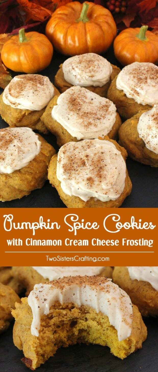 15 Fall Cookie Recipes to Embrace the Best Fall Flavors (Part 2) - fall dessert recipes, Fall Cookies, Fall Cookie Recipes, Fall Cookie, Cookie Recipes