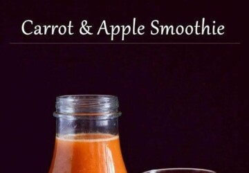 15 Delicious Smoothies To Make This Fall (Part 1) - Healthy Fall Smoothie Recipes, Healthy Fall Smoothie, fall Smoothie Recipes, fall Smoothie