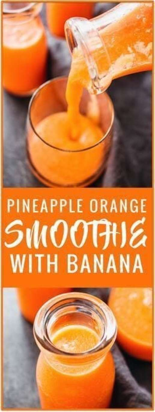 15 Delicious Smoothies To Make This Fall (Part 1)
