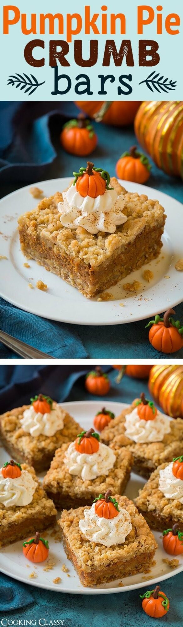 15 Pumpkin Spice Recipes for Fall (Part 1)