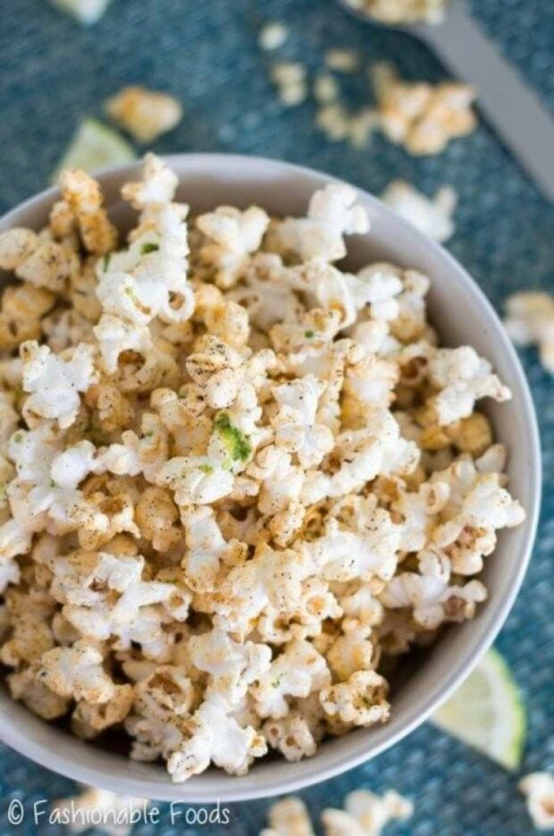 15 Homemade Popcorn Recipes For Movie Night (Part 1)