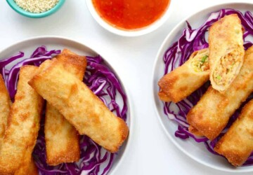 13 Delicious Crispy Egg Roll Recipes - Egg Roll Recipes, Egg Roll Recipe, Egg Roll