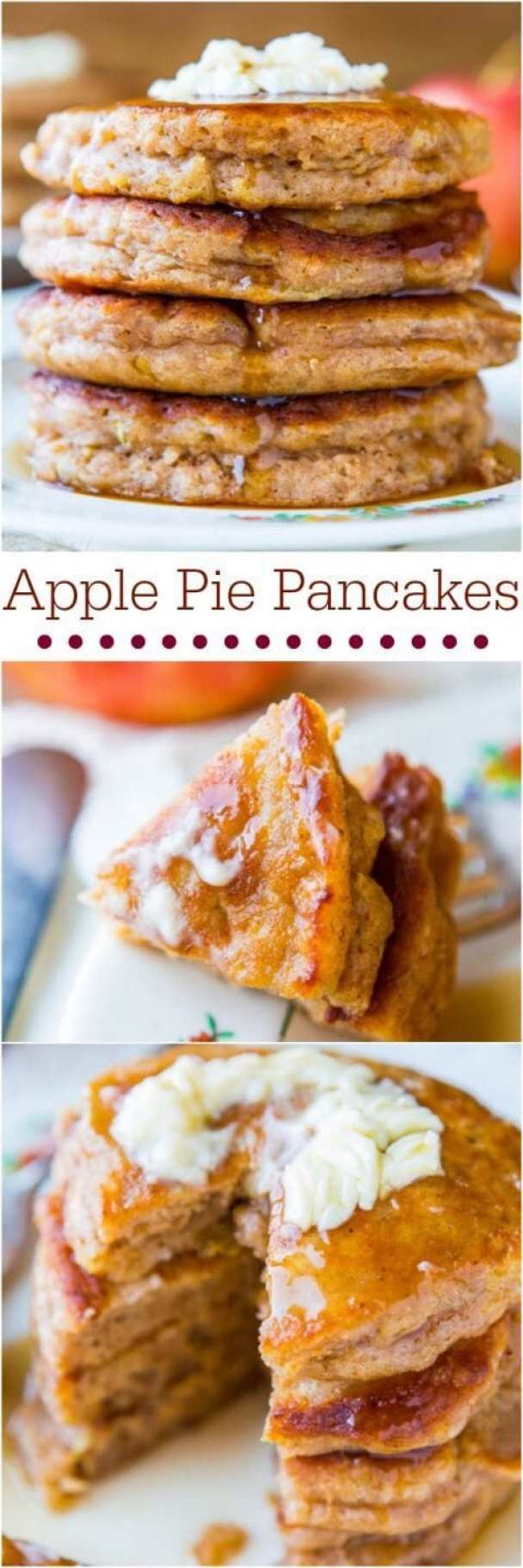 13 Easy Apple Dessert Recipes (Part 2) - Thanksgiving Apple Dessert Recipes, apple desserts, Apple Dessert Recipes