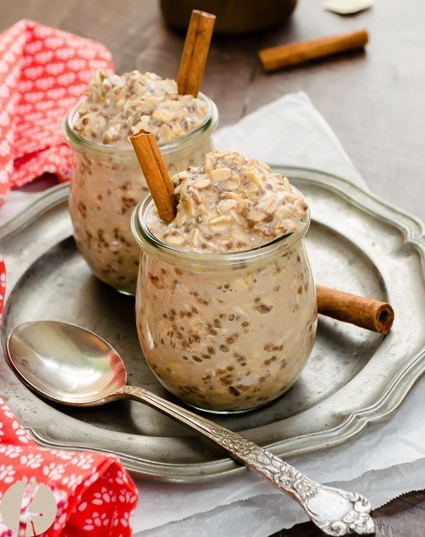 13 Best Healthy Overnight Oats Recipes (Part 1) - Overnight Oats Recipes, Healthy Overnight Oats Recipes, Healthy Overnight Oats