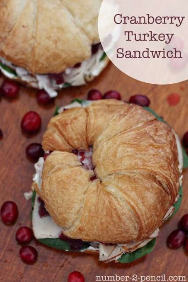Best Croissant Sandwich Recipes (Part 1) - Sandwich Recipes, Easy Sandwich Recipes, Croissant Sandwich Recipes, Croissant