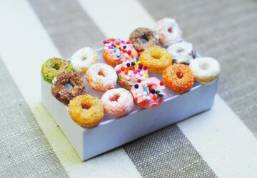 Sweet DIY Donuts Crafts You'll Want To Make - Donuts Crafts, DIY Donuts Crafts, DIY Donuts Craft, crafts