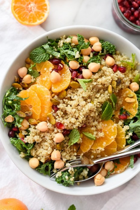 15 Best Power Salads for All-Day Energy (Part 2) - Power Salads for All-Day Energy, Power Salads, Keto Lunch Salad Recipes