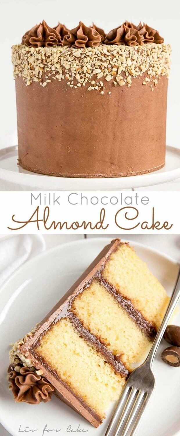 The Best Decadent Cake Recipes to Impress Your Guests (Part 3) - Decadent Cake Recipes, Decadent Cake, cake recipes, birthday cake recipes