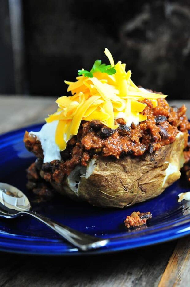 14 Best Baked Potato Recipes