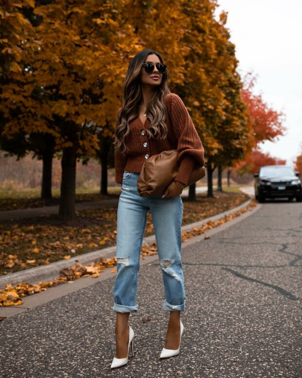 Brown Is the New Black: 14 Outfit Ideas How to Make the Trend Work for You - fall outfit ideas, Brown outfit ideas, Brown Is the New Black, Brown