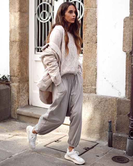 How To Wear Grey This Fall - How To Wear Grey This Fall, grey outfit ideas, cute fall outfit