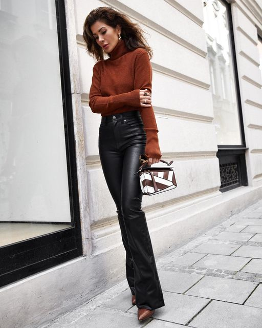15 Outfits Ideas for What To Wear When You Need Inspo For Cold-Weather Dressing - Next-Level Fall Outfit Ideas, fall street style, fall outfit ideas