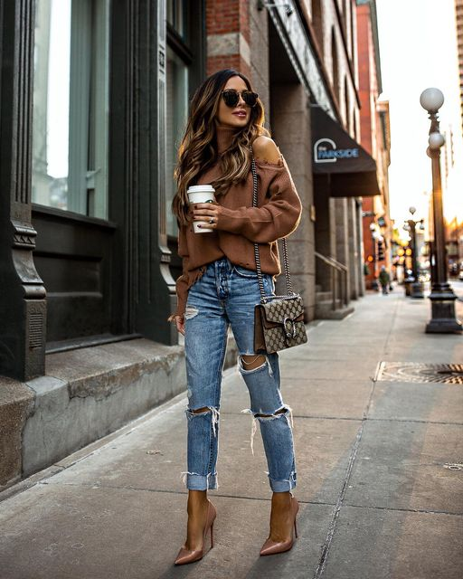15 Fall Street Style Outfits We Fully Intend On Copying This Season - fall street style, fall outfit ideas