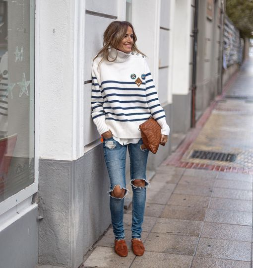 12 Casual Fall Outfits to Wear on the Weekend (Part 2) - fall weekend outfit, Casual Fall Outfits to Wear on the Weekend, Casual Fall Outfits