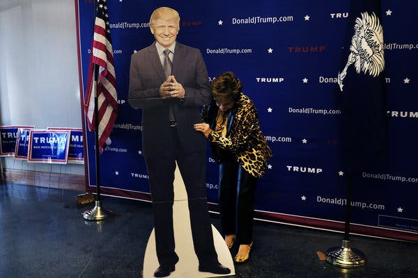 Political Cardboard Cutouts for Fundraising Events - social media, marketing, cutouts