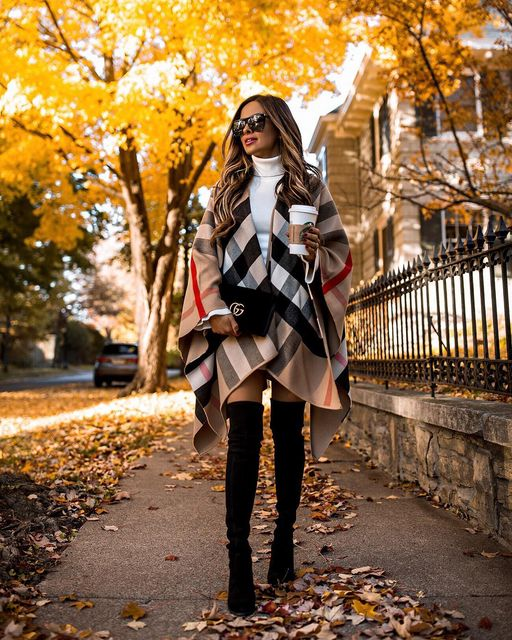 15 Best Fall Layered Outfit to Copy Right Now - Layered Outfit, fall layering outfits, Fall Layered Outfit