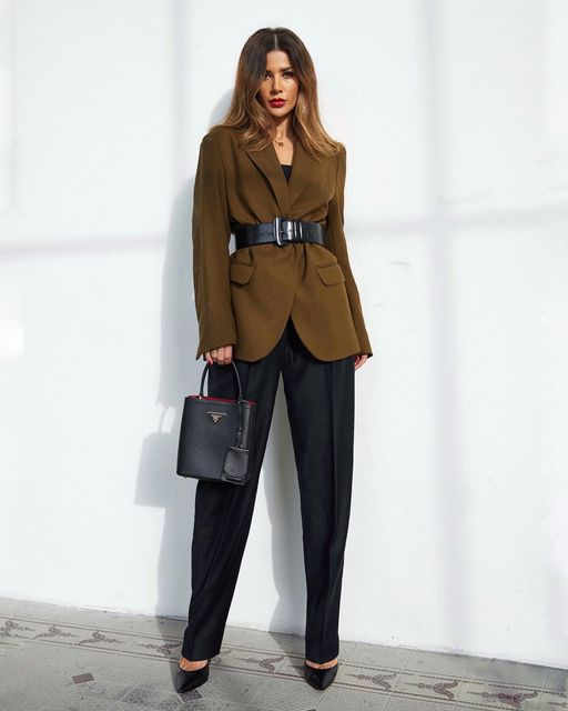 12 Cute Fall Work Outfit Ideas To Make You Stand Out In The Office - fall work outfit ideas, Fall Work Outfit Idea, Fall Work Outfit