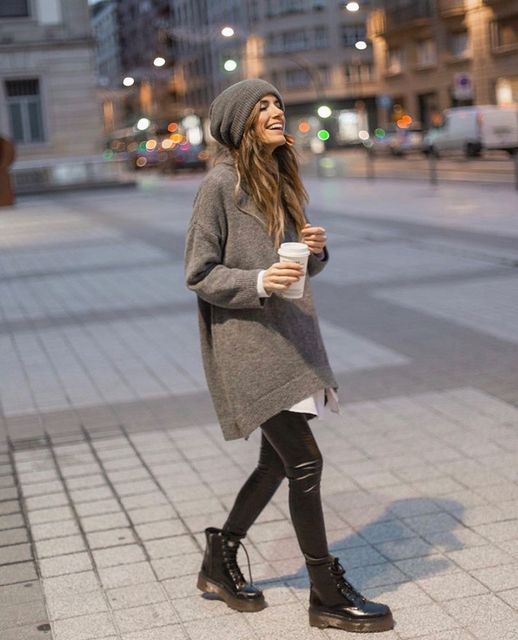 12 Casual Fall Outfits to Wear on the Weekend (Part 1) - Weekend outfit ideas, fall weekend outfit, cozy fall outfit ideas, Casual Fall Outfits to Wear on the Weekend, Casual Fall Outfits