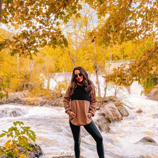 15 Outfit Ideas Perfect for The Last Days of October - Last Days of October, Last Days of fall, fall outfit ideas, fall fashion