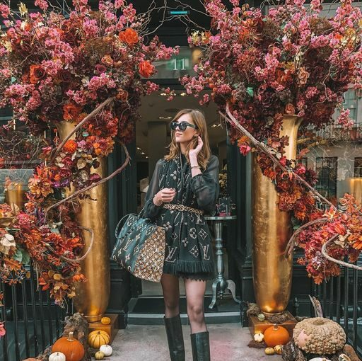 What to Wear In November: 15 Easy Outfit Ideas - November Outfits to Copy This Month, November Outfits, November Fashion Inspiration, fall outfit ideas