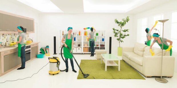 Reasons to Consider Green Cleaning Services - surface safety, service, indoor, healthy home, green, cleaning, air quality
