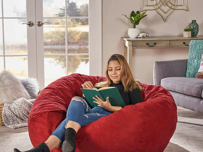 How To Choose The Best Filling For Your Bean Bag Chair - interior design, furniture, chair, bean bag chair