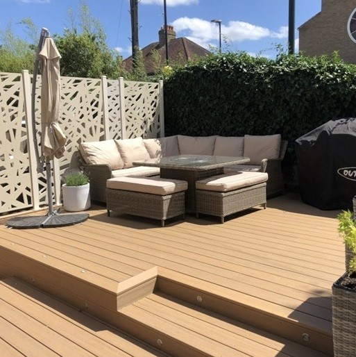 What Material Should You Use for Your Garden Deck? - patio, materials, garden deck, garden