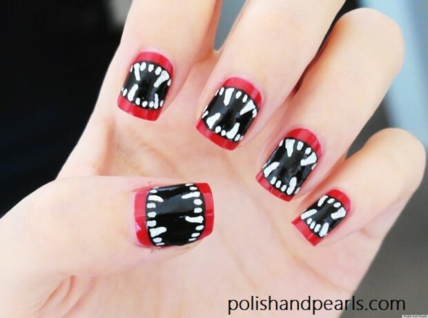 13 Halloween Nail Art Designs to Recreate at Home