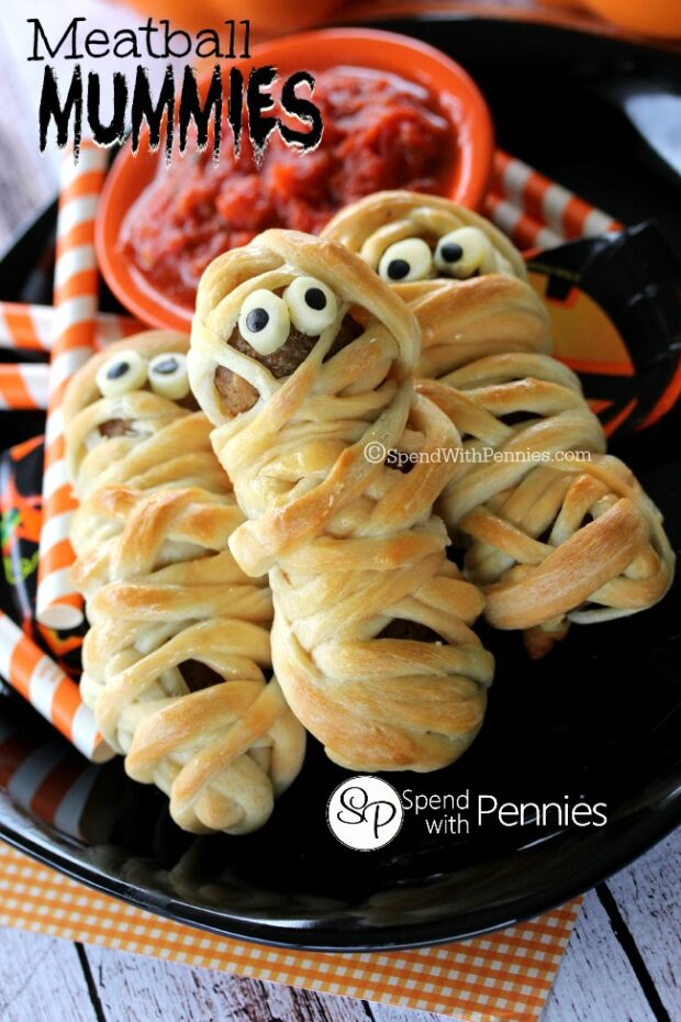 15 Halloween Appetizers for a Spooktacular Party (Part 2)