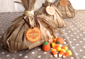 13 DIY Trick-or-Treat Bag Ideas - Trick-or-Treat Bag Ideas, Trick-or-Treat Bag, DIY Trick-or-Treat Bags, DIY Trick-or-Treat Bag Ideas